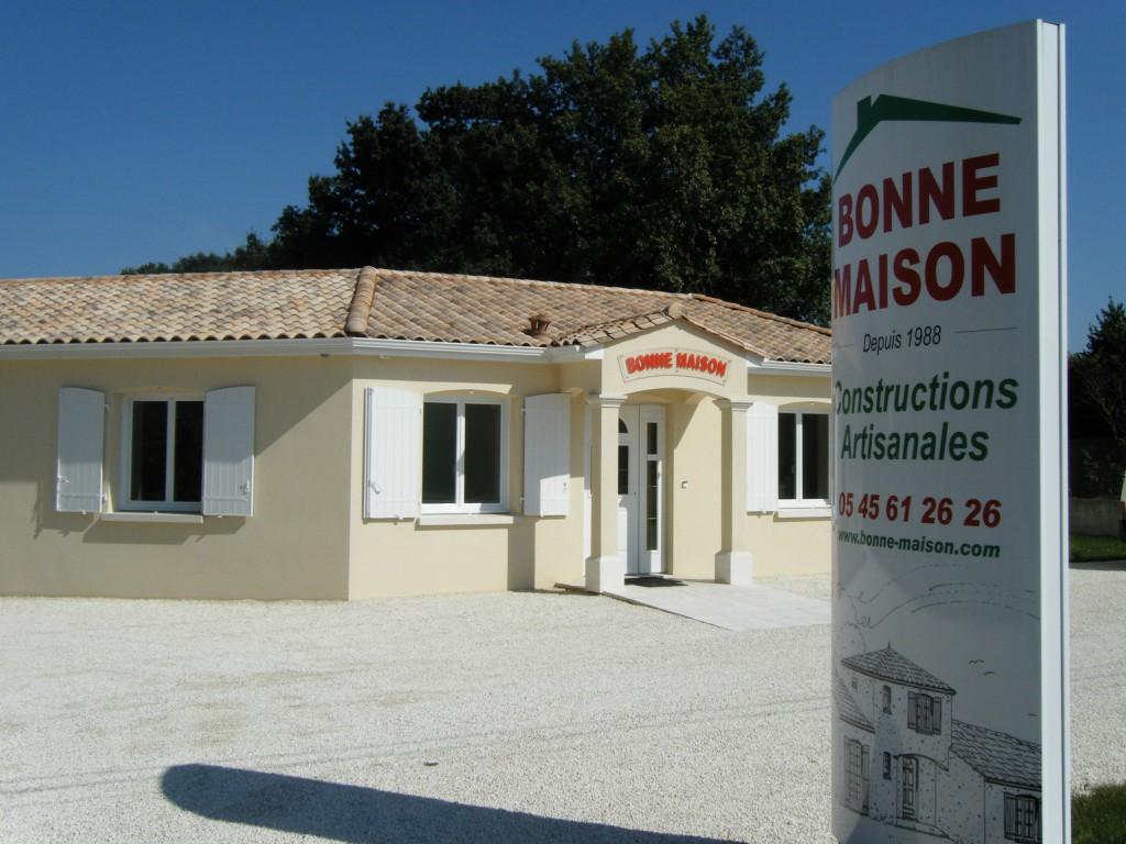 Bonne maison constructeur de maisons individuelles existe depuis 1988