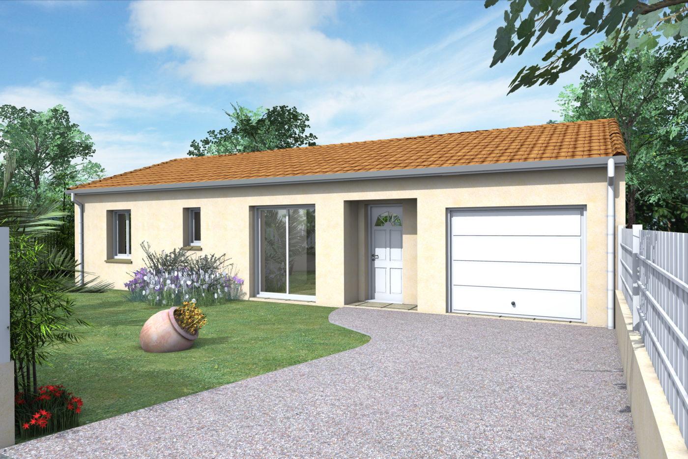 Maison construire les mathes bonne maison for Constructeur de maison individuelle 01
